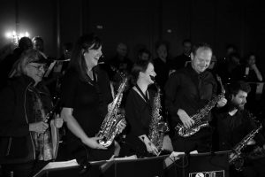 South London Jazz Orchestra featuring the Lindy Hop Dancers