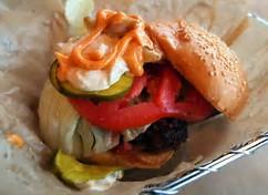 Park Farm Burgers