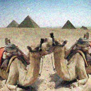 Two Gizas