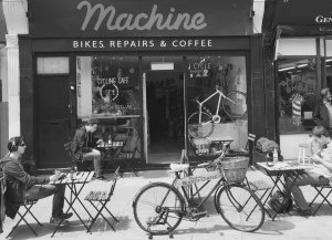 Machine Bikes & Coffee
