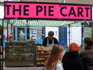 The Pie Cart